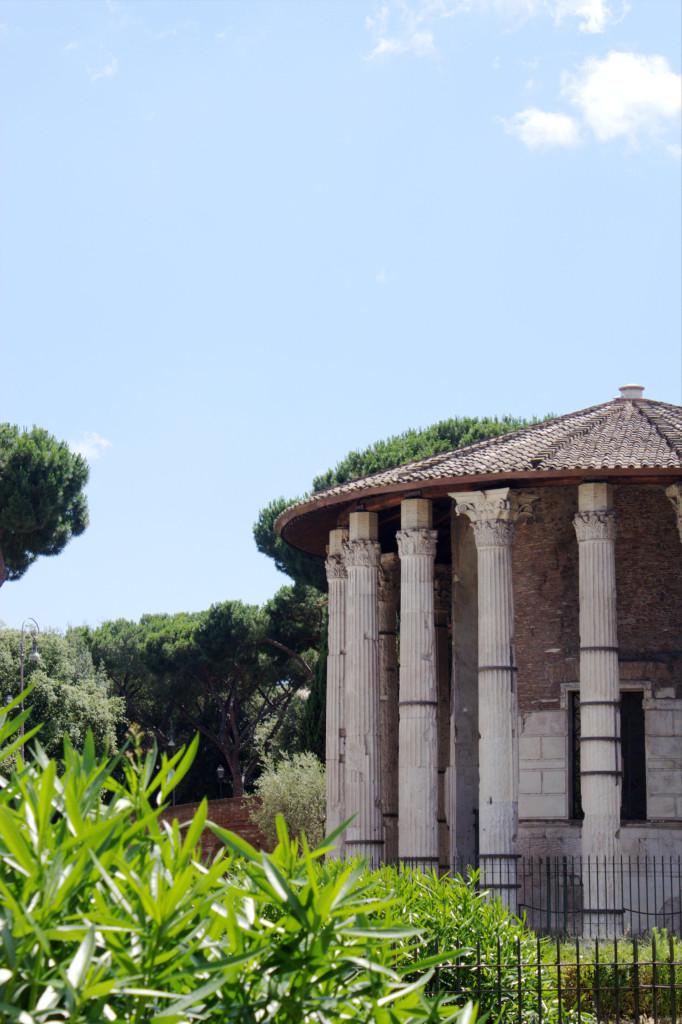 Temple d'Hercules - Temple Of Hercules